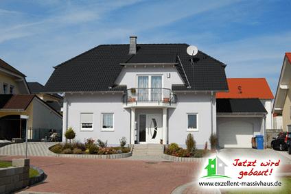 1,5-geschossig bauen | exzellent-massivhaus.de